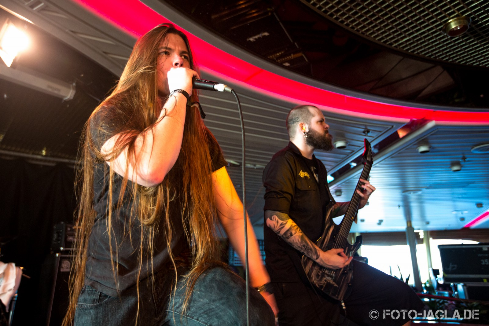70000 Tons of Metal 2013 ::. Cryptopsy ::. http://www.foto-jagla.de