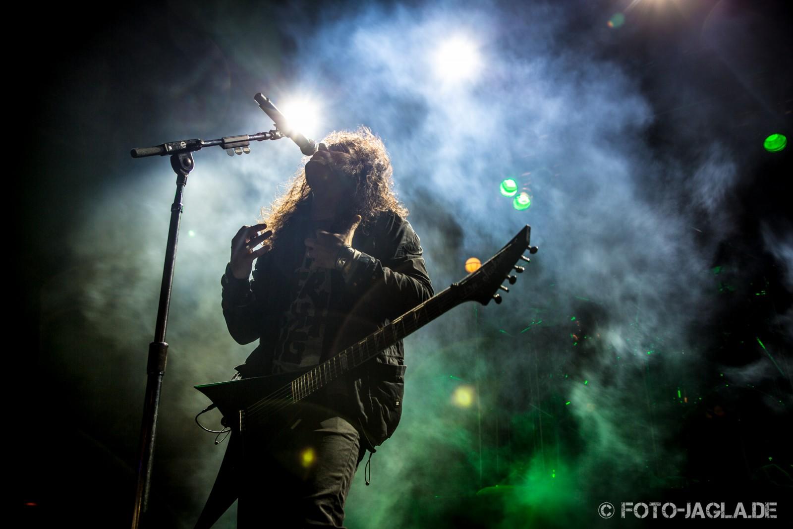 70000 Tons of Metal 2013 ::. Kreator ::. http://www.foto-jagla.de