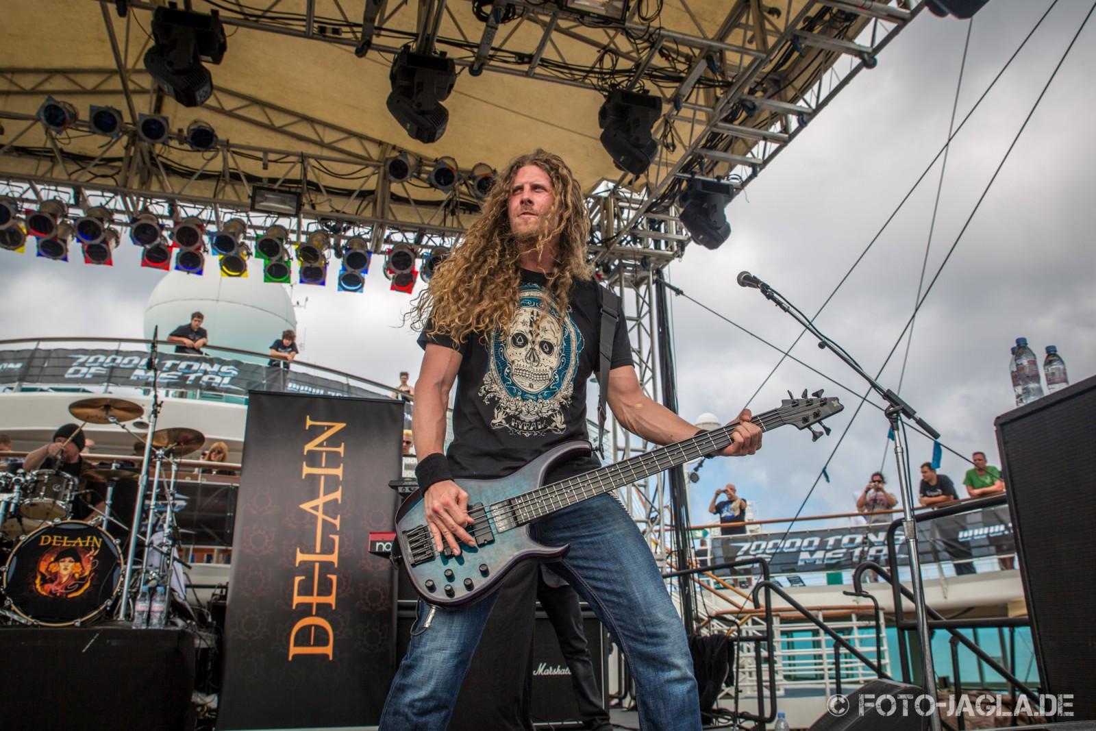 70000 Tons of Metal 2013 ::. Delain ::. http://www.foto-jagla.de