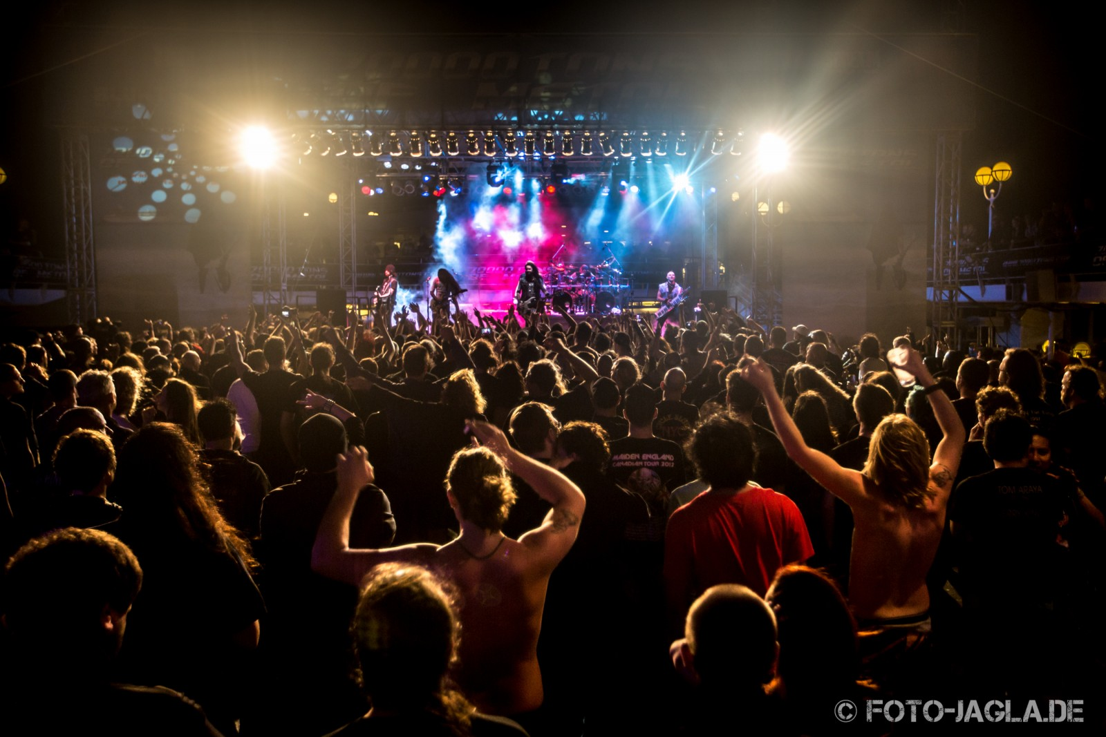 70000 Tons of Metal 2013 ::. Dragonforce ::. http://www.foto-jagla.de