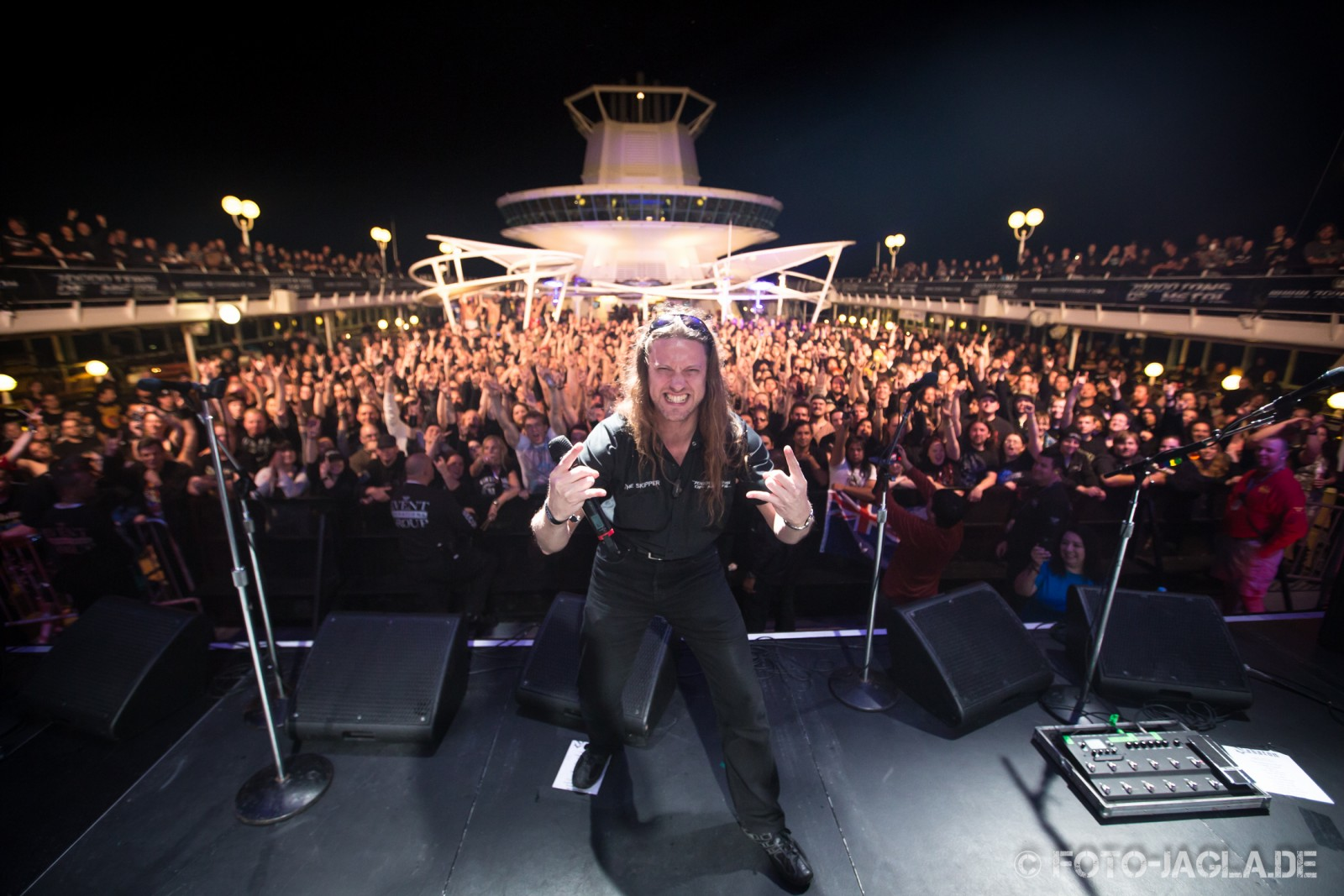 70000 Tons of Metal 2013 ::. Andy Piller - The Skippers Thank You ::. http://www.foto-jagla.de