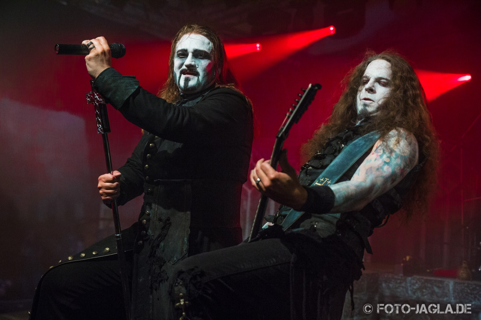 Dong Open Air 2013 ::. Powerwolf