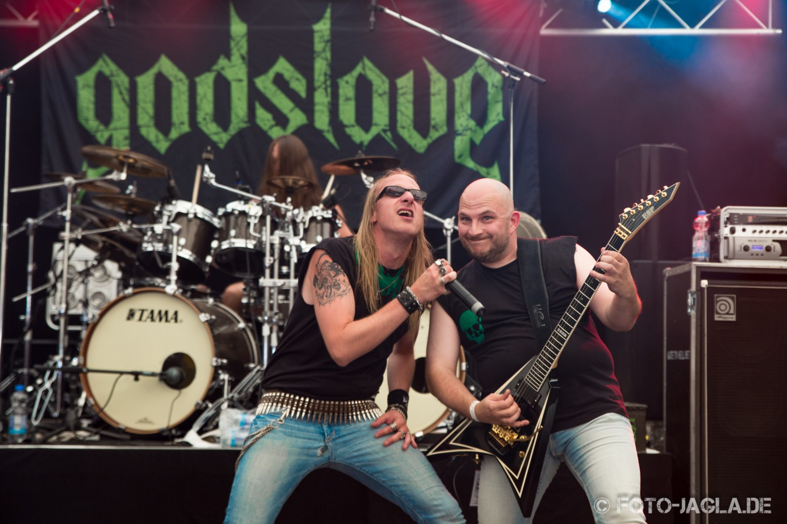 Dong Open Air 2013 ::. Godslave