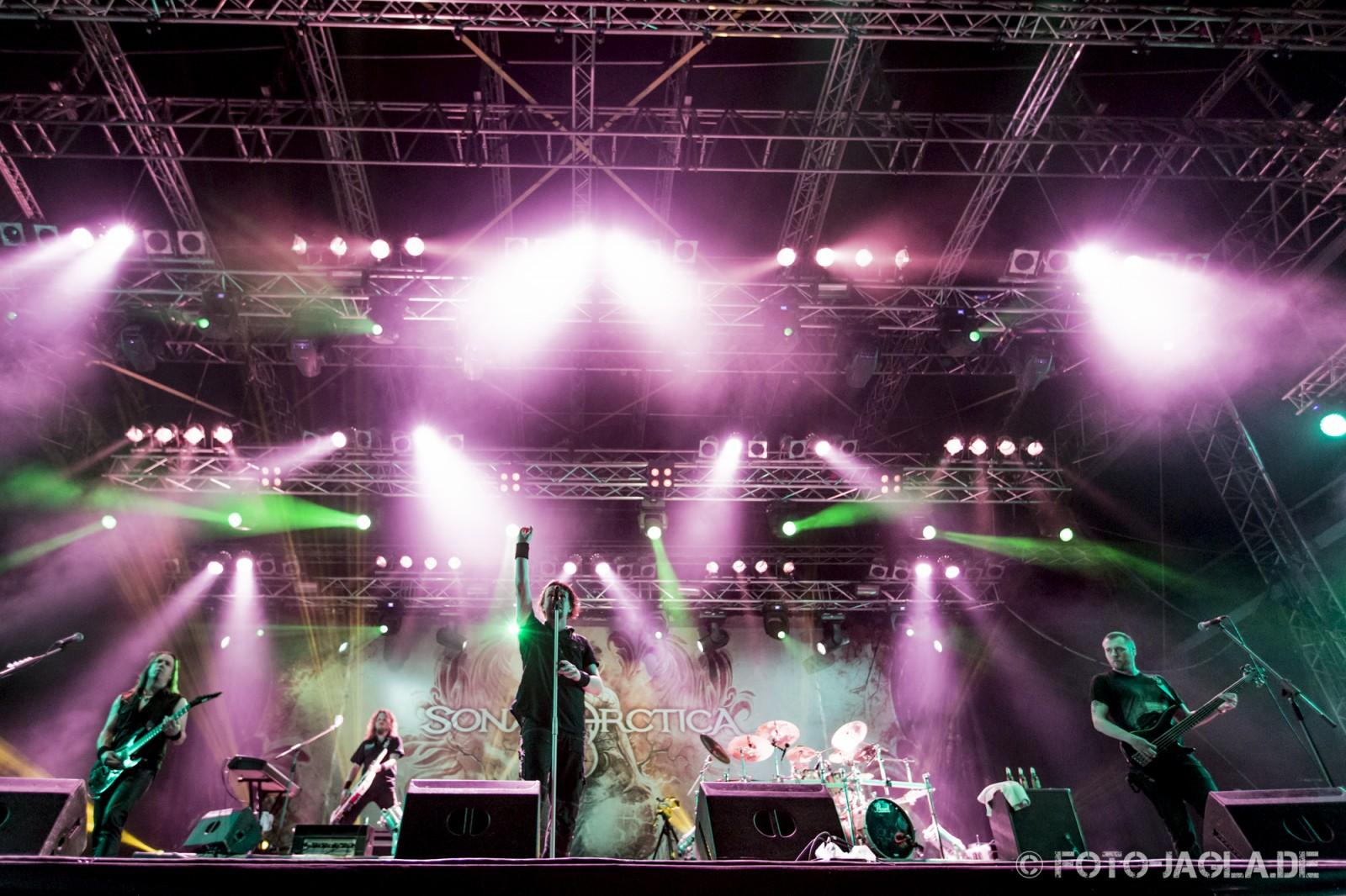 Metaldays 2013 ::. Sonata Arctica