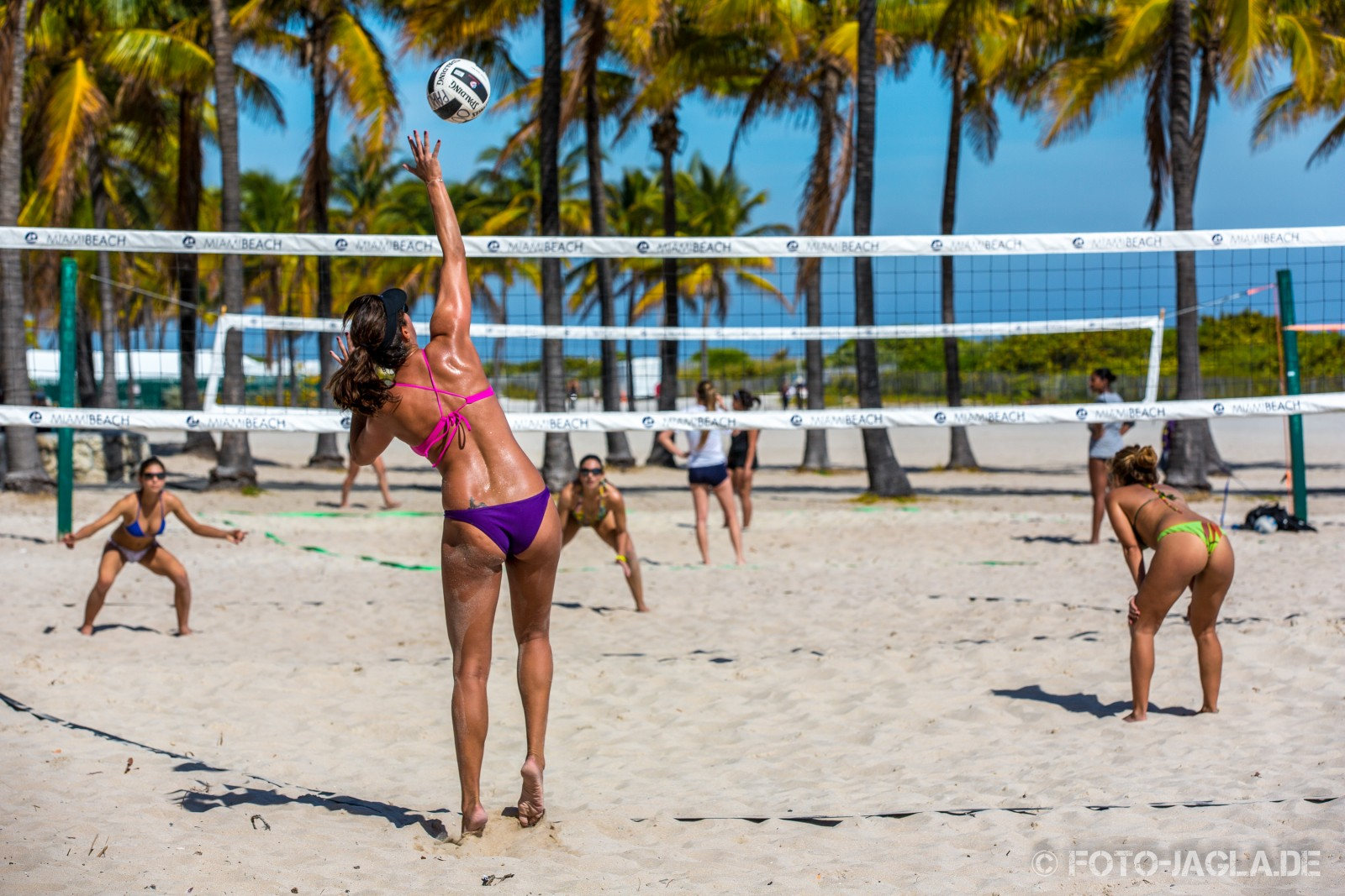 70000 Tons of Metal 2014 ::. Beachvolleyball @ South Beach, Miami