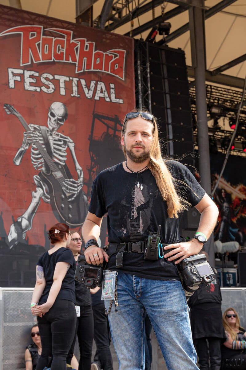 Festivalfotograf Michael Jagla
