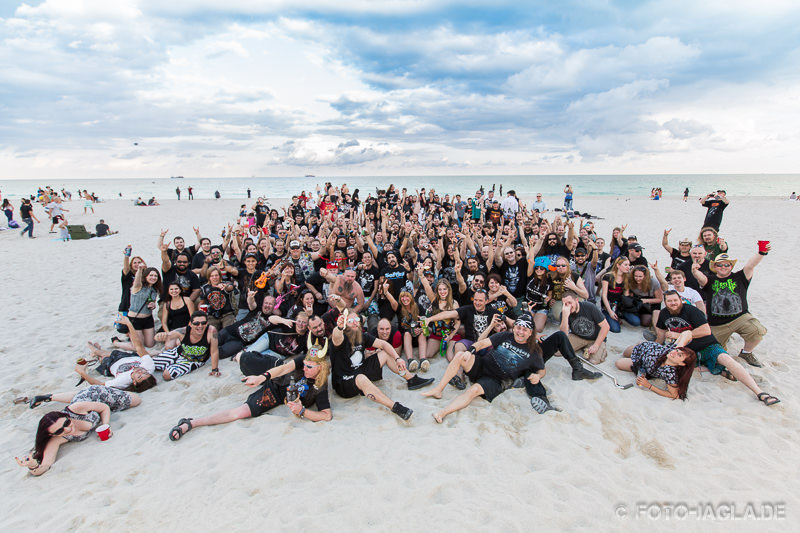 70000 Tons of Metal 2014 Beachparty