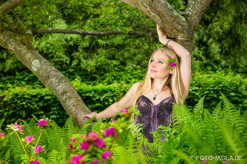 Frühlingsshooting mit Andrea
