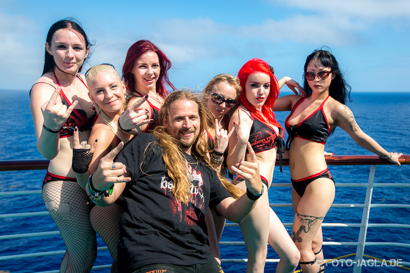 Vorankündigung: 70000 Tons of Metal 2015 sailing to Jamaica