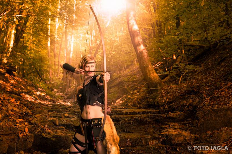 Fantasy Amazone Kriegerin Female Warrior