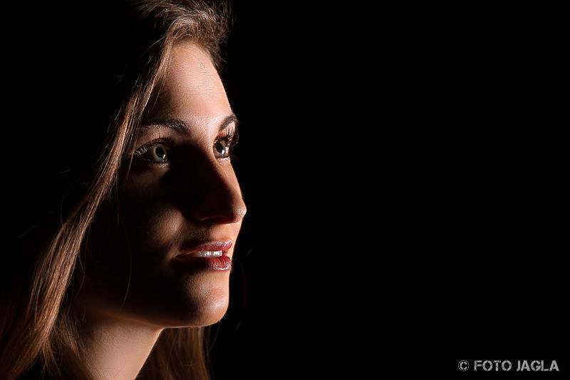 Portrait Beauty Shooting mit Sandra
