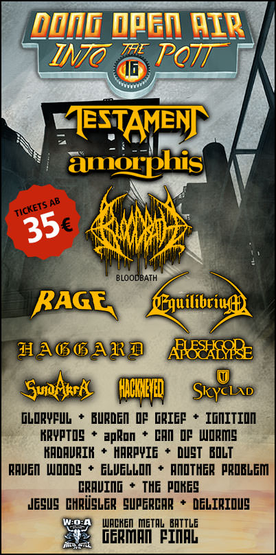 Dong Open Air Festival 2016