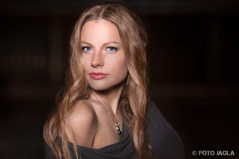 Outdoor Beauty Portrait Shooting