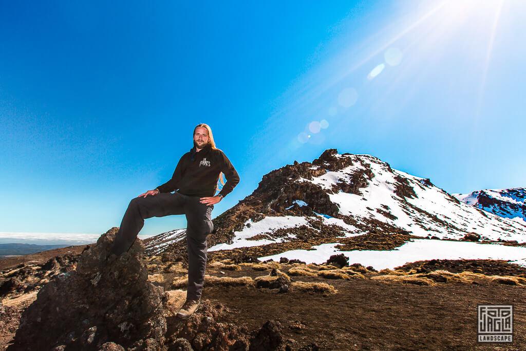 Alpine Crossing Tour - Wanderung durch den Tongariro National Park