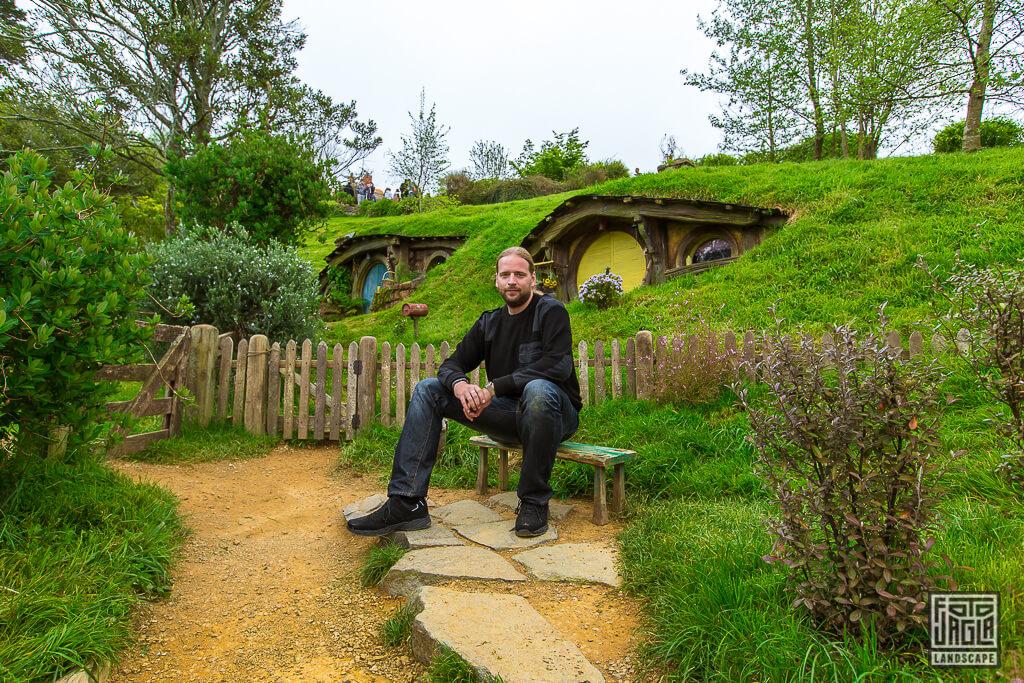Matamata - Hobbiton Movie Set - Lord of the Rings