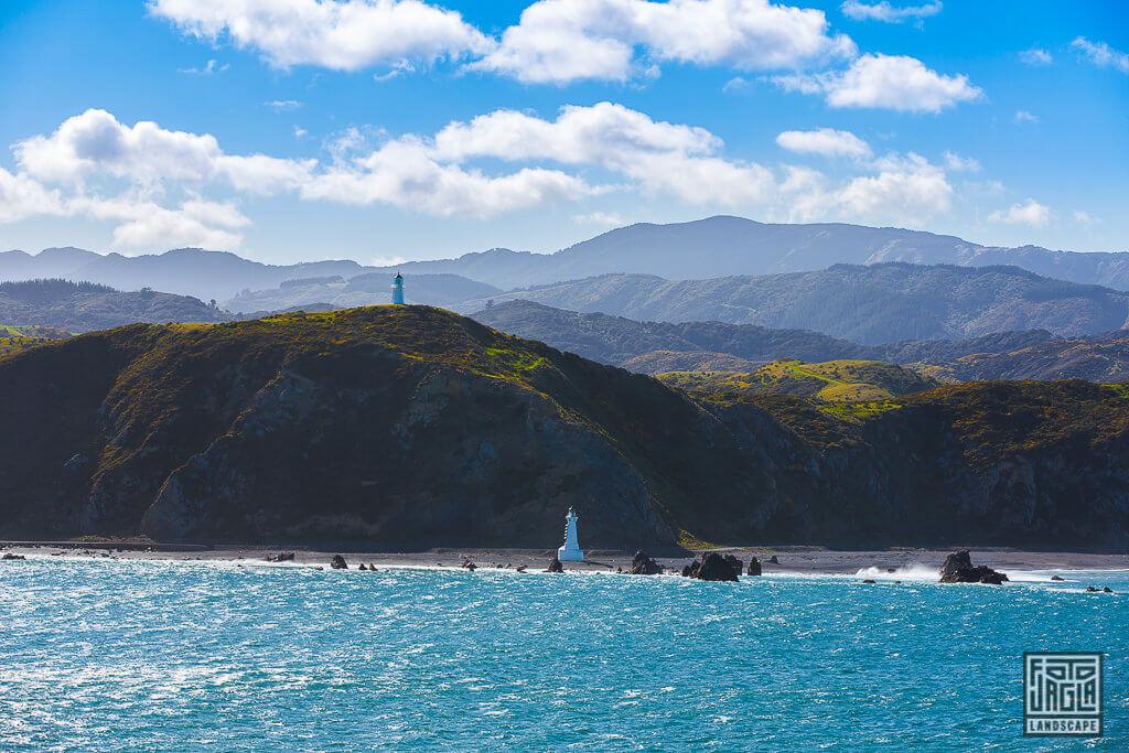 Neuseeland - Mit der Interislander Fähre von Wellington (Nordinsel) nach Picton (Südinsel)