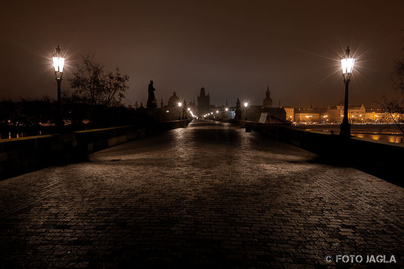 Prager Karlsbrücke (Charles Bridge)