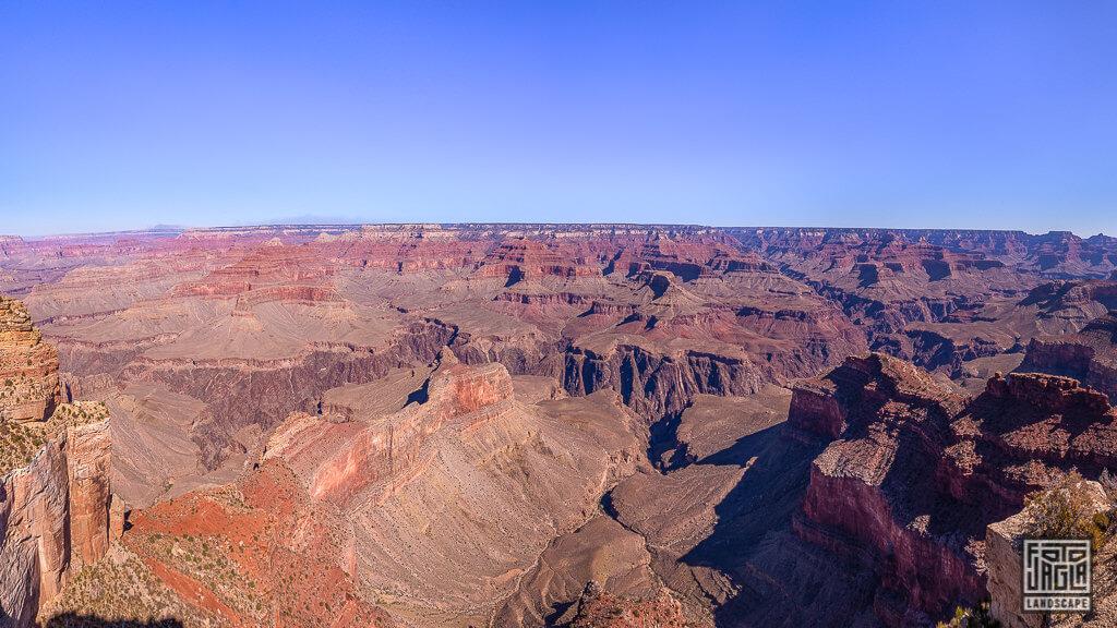 Grand Canyon Nationalpark in Arizona