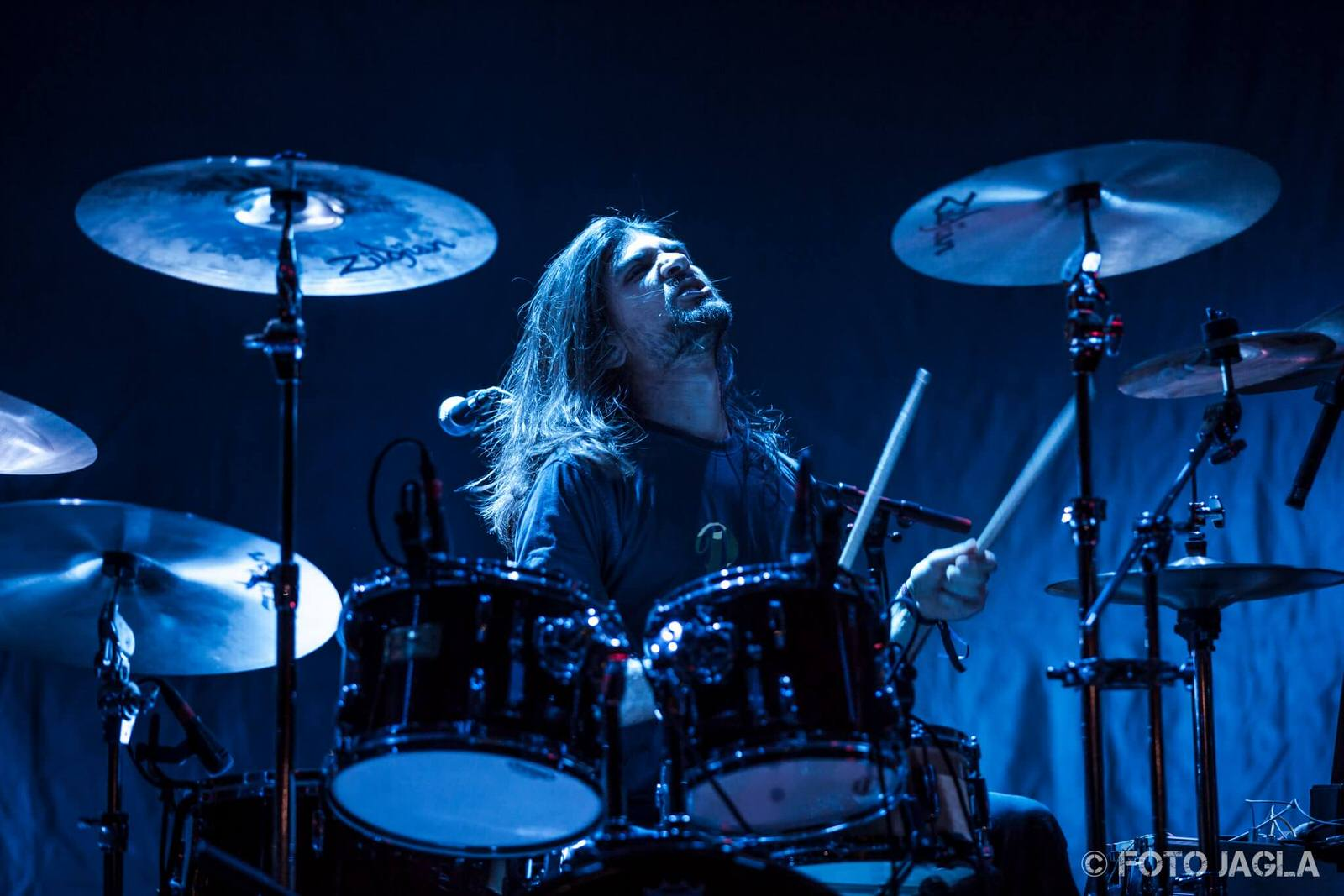 Konzertfotografie - Den Schlagzeuger fotografieren