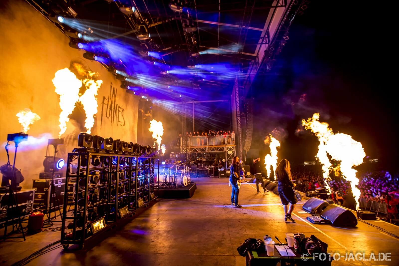 Konzertfotografie - Vorsicht auf der Bühne