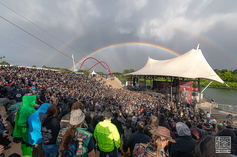 Rock Hard Festival 2019 in Gelsenkirchen