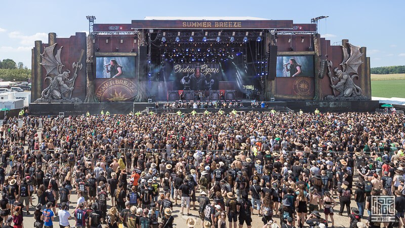 Mainstage at Summer Breeze Open Air