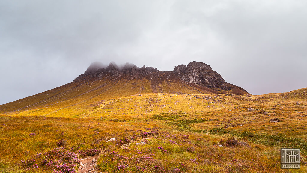 Stac Pollaidh - Berg in Schottland